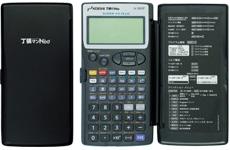 土木用電卓、測量用電卓、丁張り